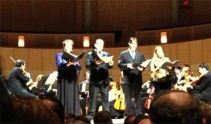 Festive Bach Cantatas