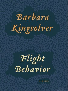 Flight Behavior cover