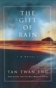 The Gift of Rain - cover