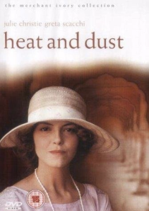Heat and Dust - DVD cover