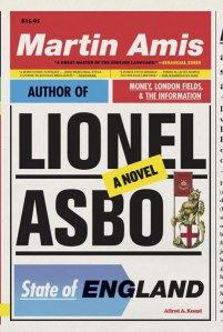Lionel Asbo: State of England - cover