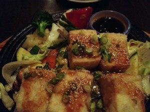 Tofu Teriyaki