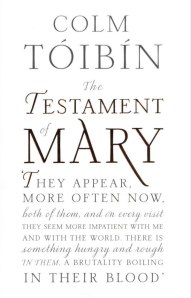 The Testament of Mary - cover